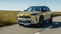 Toyota Yaris Cross (2021) im ersten Fahrbericht
