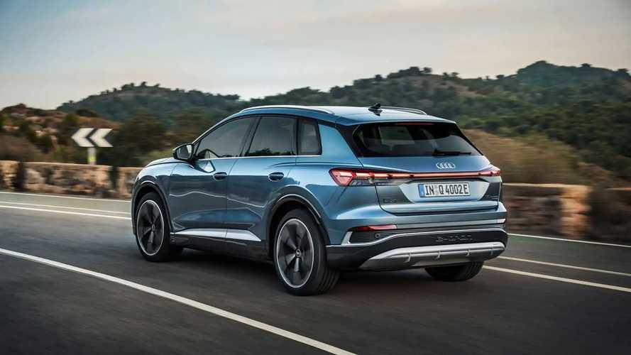 Audi Q4 e-tron 2021: precios desde 44.460 euros