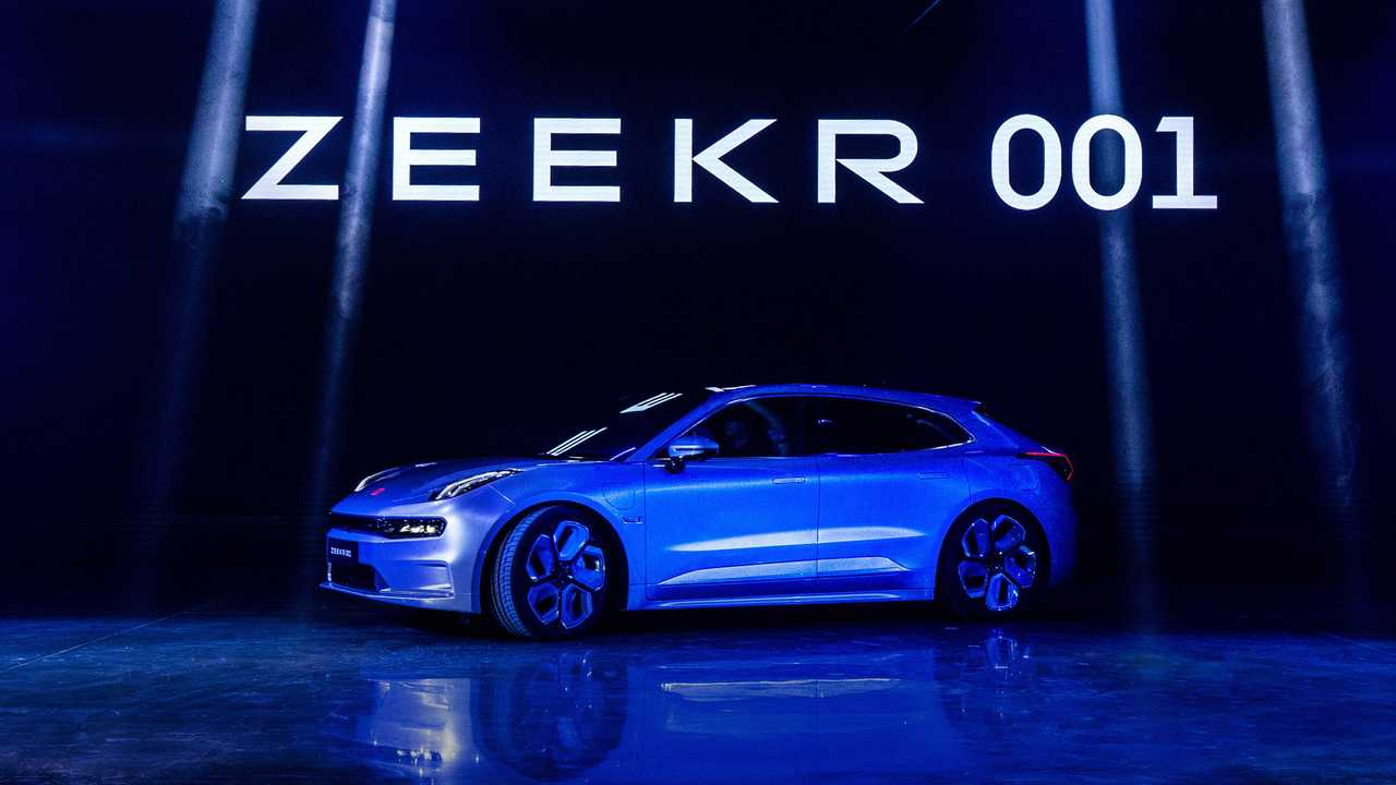 This Is The Lynk & CO... Ooops! The Zeekr 001