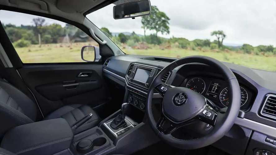 Volkswagen Amarok con blindatura B6 by SVI