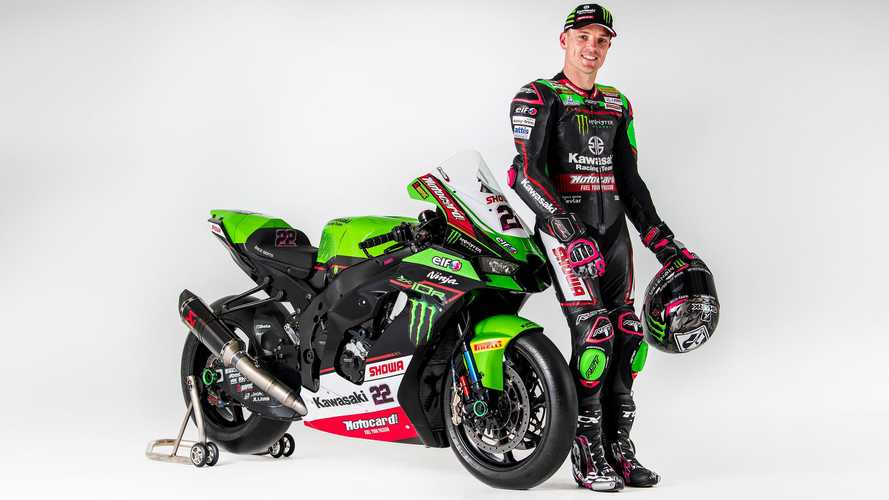 WSBK Racer Alex Lowes Signs Anew With Kawasaki For 2022