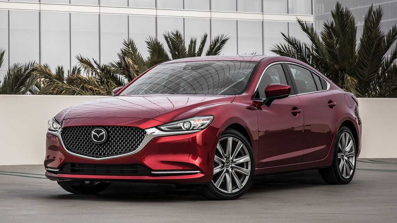 Mazda6 discontinued in US after 2021 model year