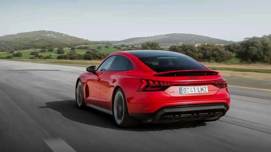 Audi e-tron GT 2021, a prueba: éxtasis ecológico