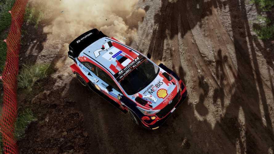 WRC 10 game trailer promises new tracks, historic rallies