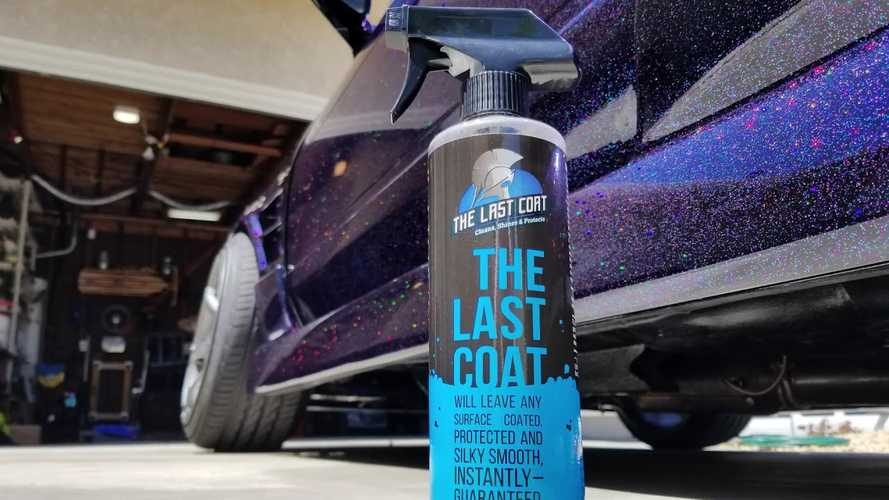 Buy The Last Coat Ceramic Protection Kit And Keep Your Car Shiny