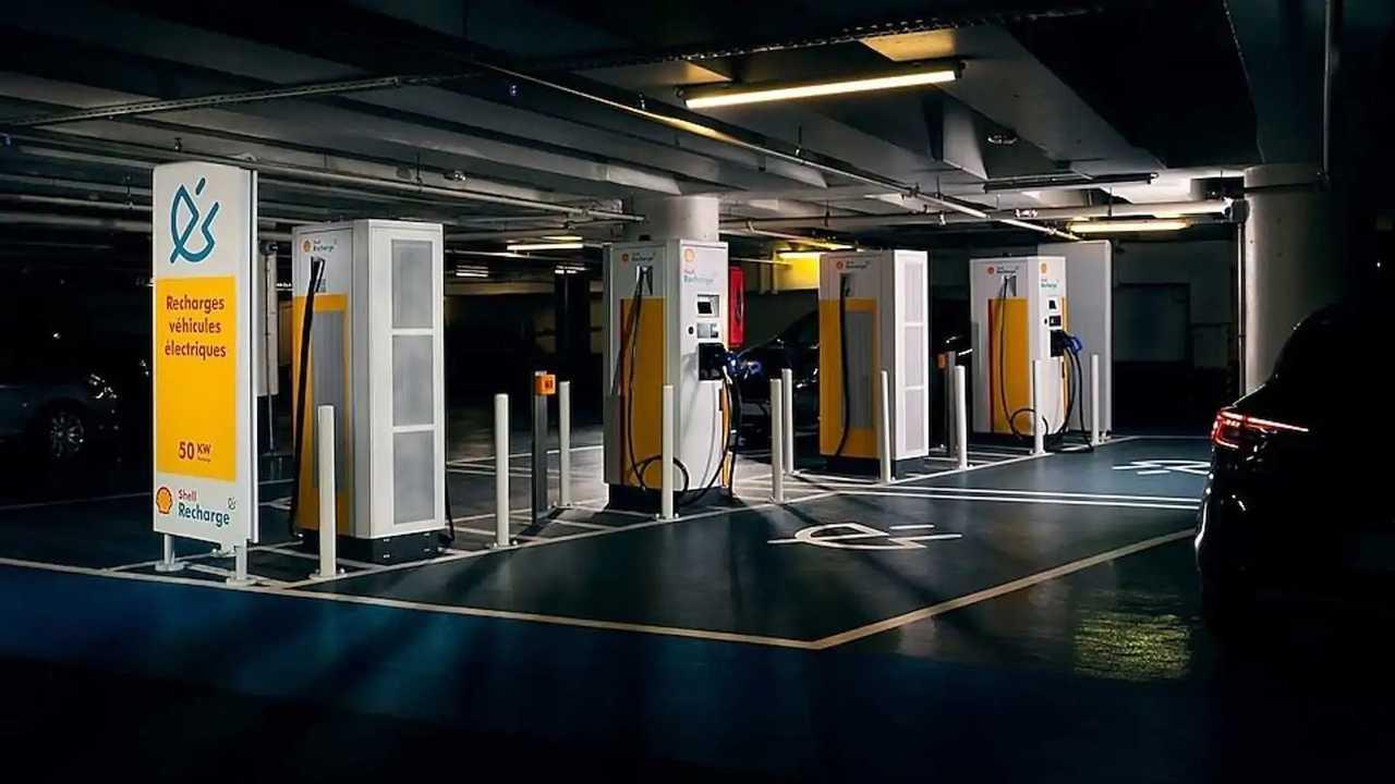 Shell Mobility Hub