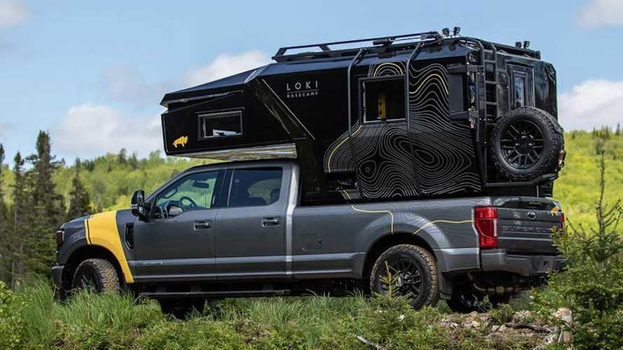 Loki Basecamp transforma tu pick-up en una autocaravana
