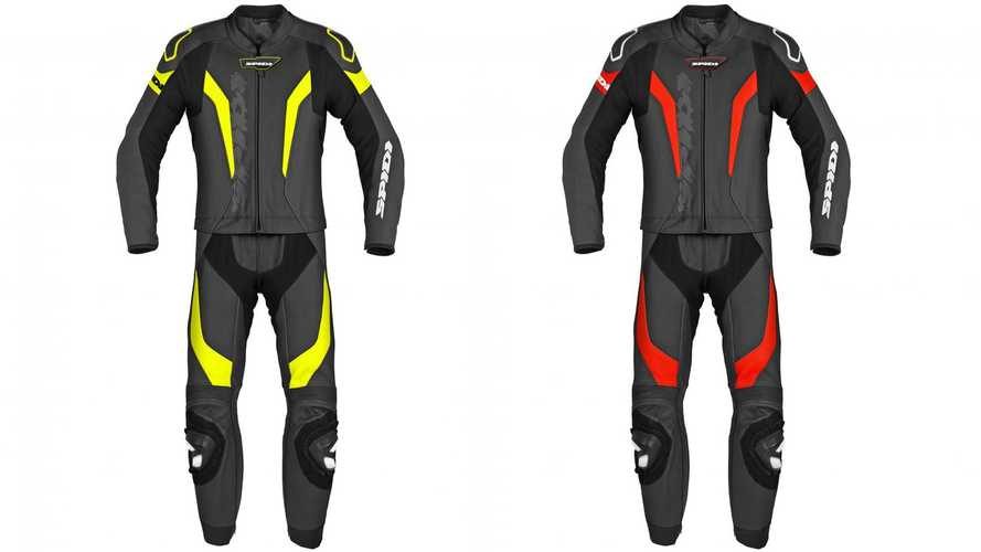 Spidi Introduces Laser Touring Two-Piece Leather Suit