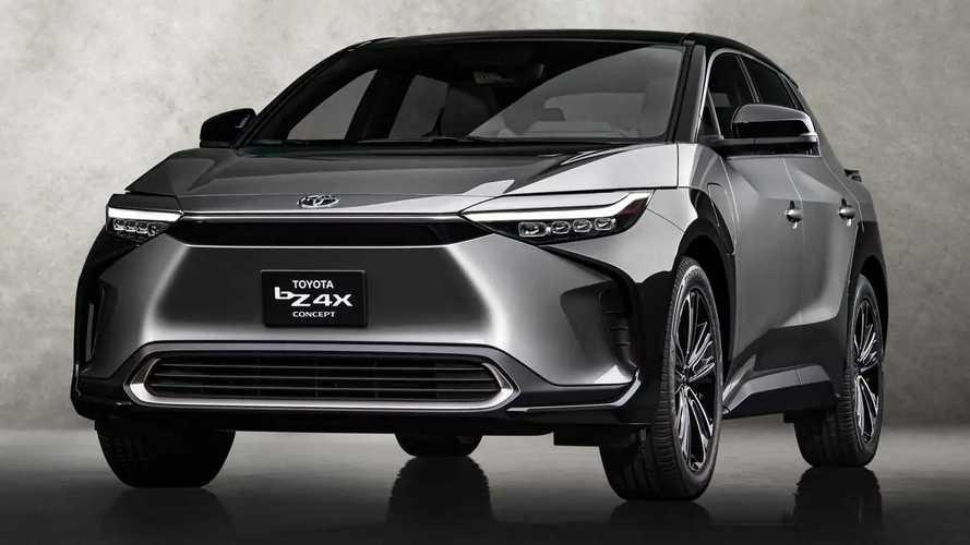 Toyota bZ4X North American Debut