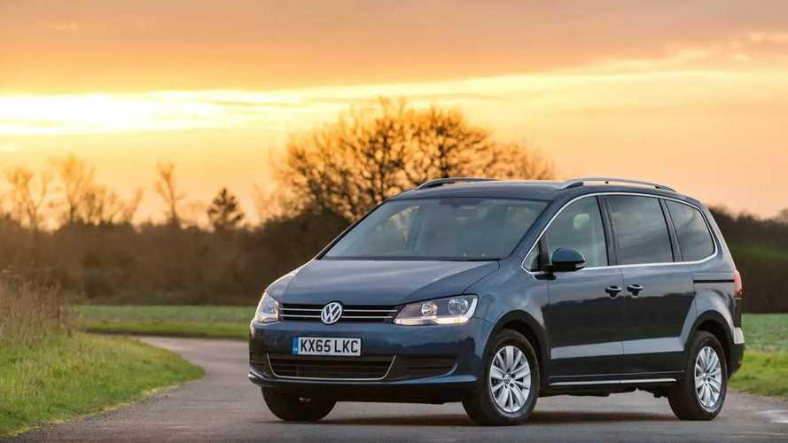Volkswagen Sharan yavaş yavaş piyasadan çekiliyor