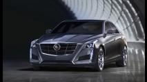 Cadillac renova sedã CTS para brigar com rivais alemães