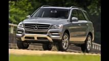 Rival do X6: Mercedes-Benz confirma utilitário-cupê baseado no Classe M para 2015