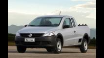 VW comemora 1 milhão de Saveiros produzidas em 31 anos - relembre todas as gerações