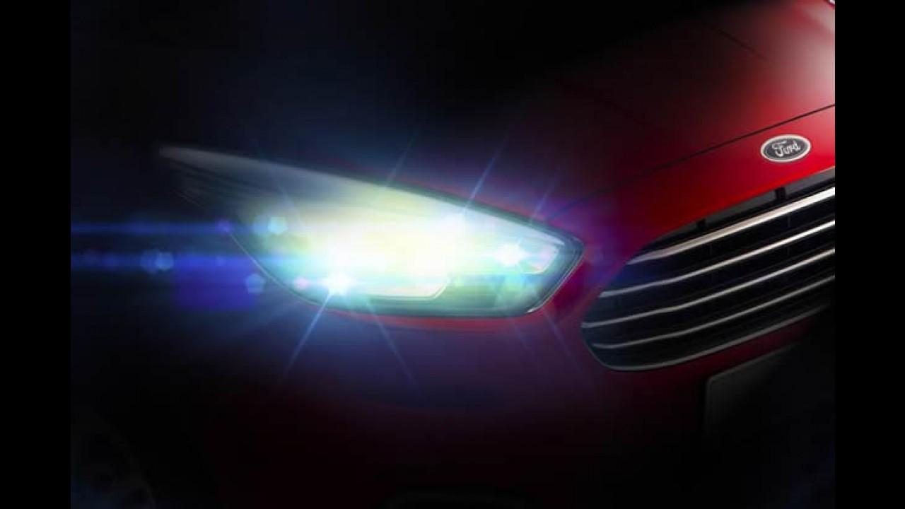 Novo Ka Sedan: Ford mostrará conceito global inédito na próxima semana