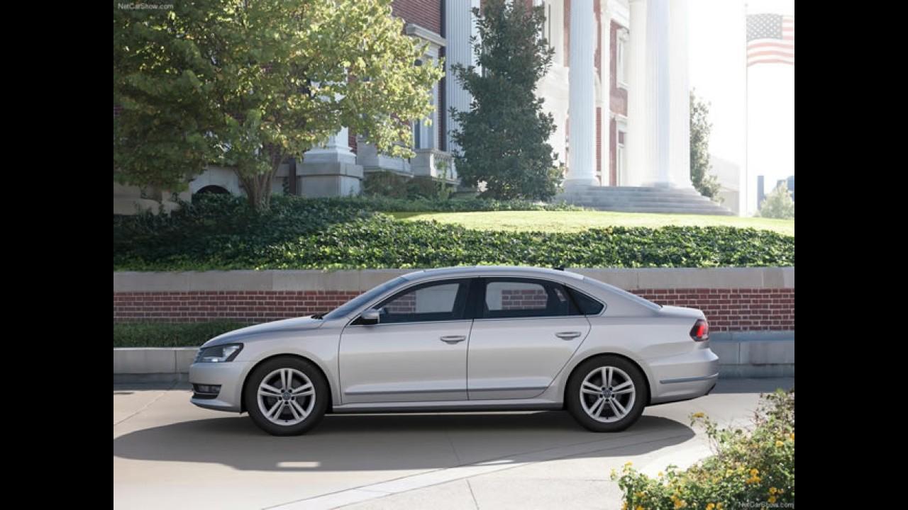 Novo Volkswagen Passat é eleito o Carro do Ano 2012 nos Estados Unidos
