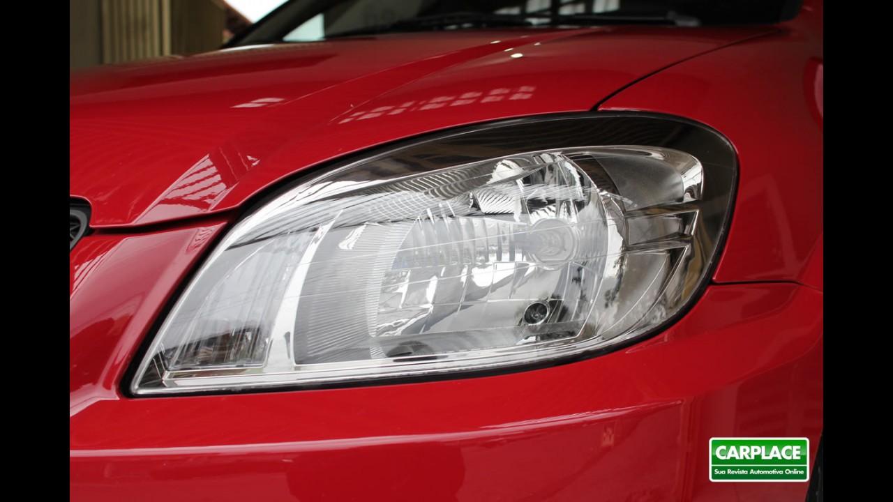 Garagem CARPLACE: Consumo de combustível, preço do seguro e manutenção do Celta LT