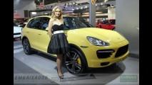 Novos tempos: Cayenne é o Porsche mais vendido no início de 2011