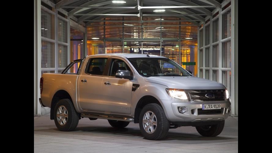 Ford Inicia a pré-venda da Nova Ford Ranger no Uruguai - Preço inicial é de US$ 31.990