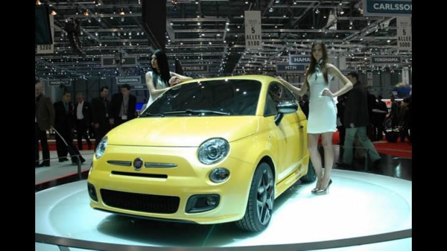 Fiat 500Z deverá ser versão de produção do 500 Coupé by Zagato