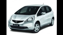 Honda lança Fit DX com airbags por R$ 51.800