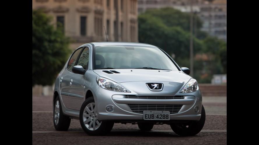 Peugeot 207 é vendido agora apenas nas versões Active e Blue-Lion