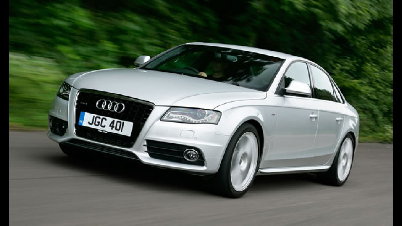 Onda FLEX: Agora é a vez da Audi