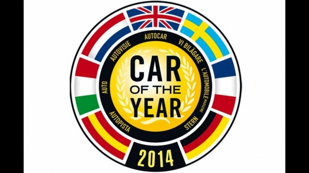 Saiu a lista com os finalistas do prêmio Car of The Year 2014