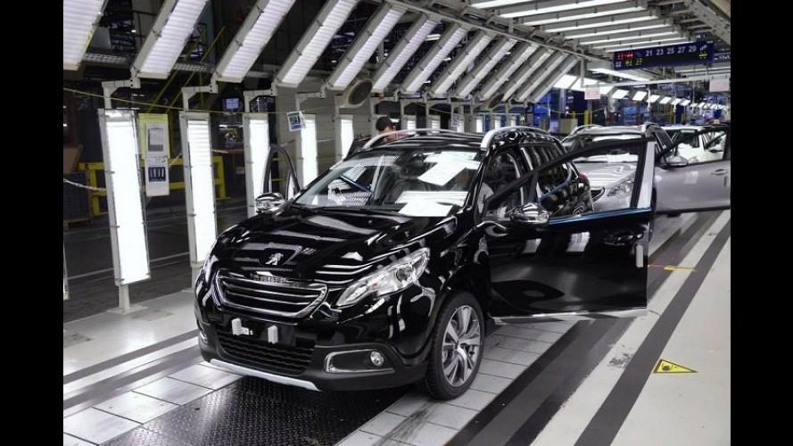 Peugeot 2008: fábrica abre terceiro turno para atender alta demanda na Europa
