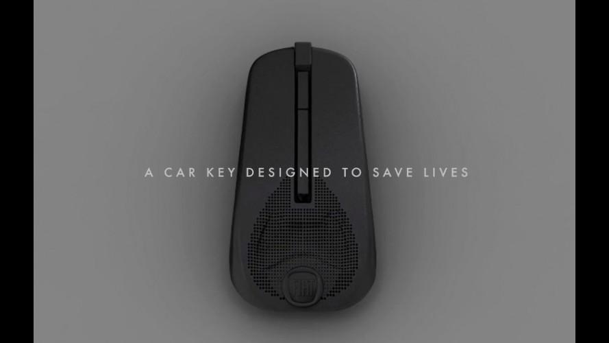 Safe Key: Fiat desenvolve chave-bafômetro que promete evitar acidentes