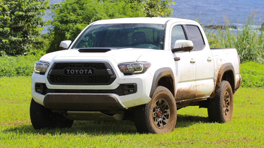 Toyota Recalls 32K Tacoma Pickups For Crankshaft Sensor Failure