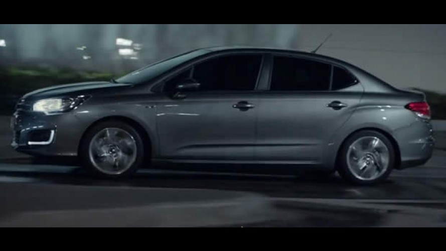 """Vídeo: Citroën destaca """"conforto sem limites"""" com o C4 Lounge"""
