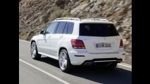 Mercedes GLK a diesel chega ao Brasil partindo de R$ 169.900
