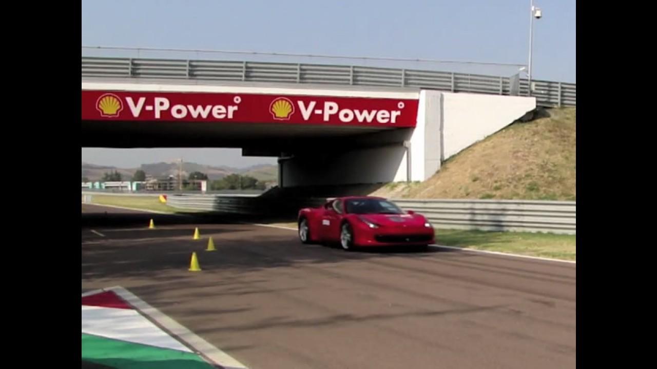 Pilota Day - Um dia de Sonho com a Shell e a Ferrari