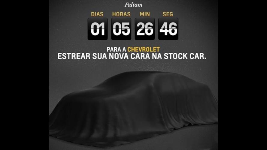 Stock Car 2012: Qual será a nova cara da Chevrolet?