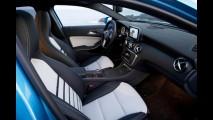 Surgem primeiras imagens oficiais do novo Mercedes Classe A