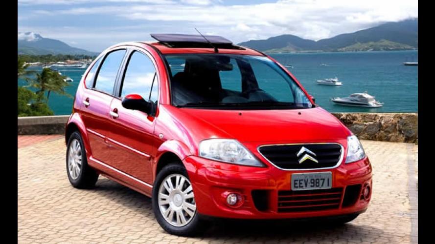 Citroën manterá preços com redução do IPI durante o mês de abril