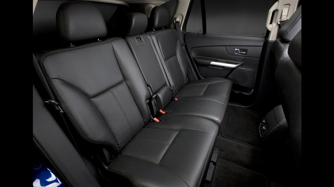 Novo Ford Edge 2011 - Crossover ganha novo visual e motores V6 mais potentes