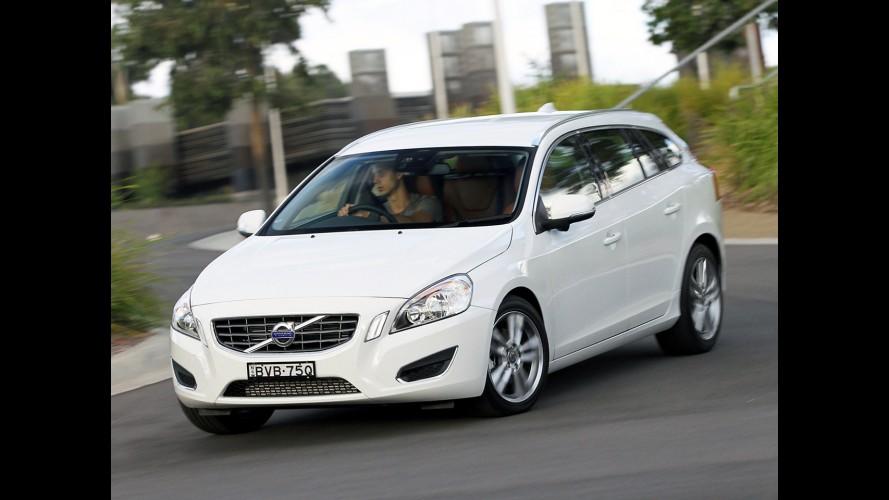 Perua: Volvo lançará V60 no Brasil em junho