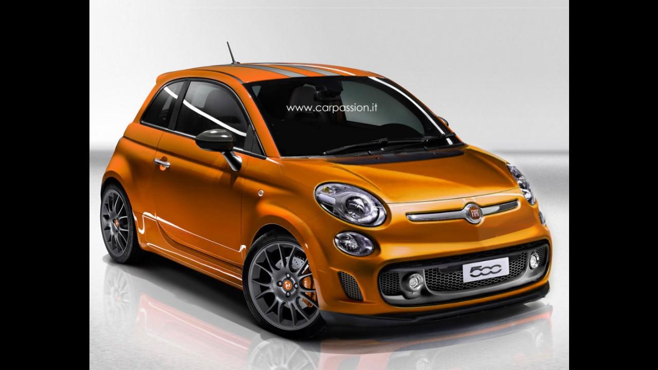 Visual do Fiat 500L pode inspirar reestilização do Cinquecento