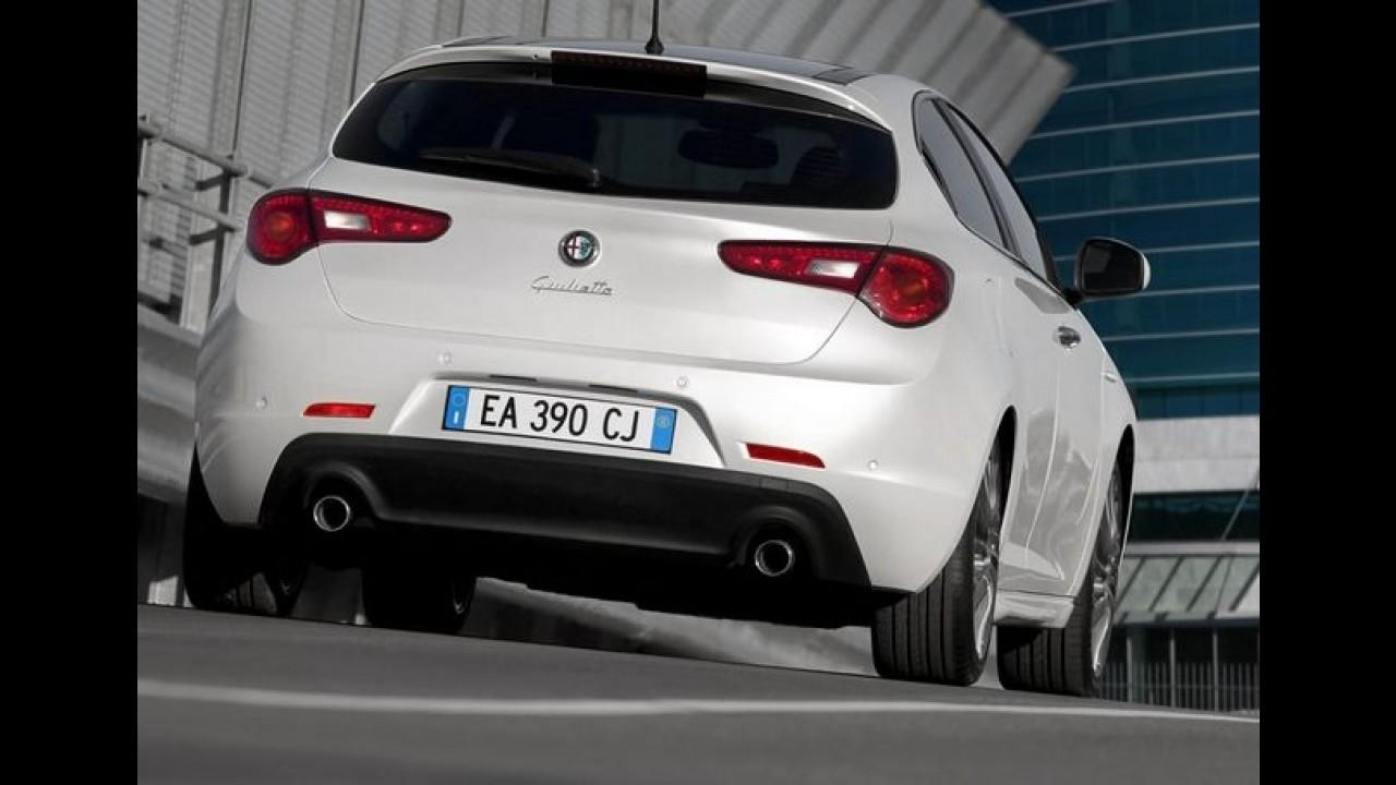 Alfa Romeo comemora 140.000 unidades vendidas do Giulietta