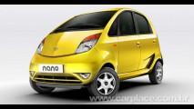 Tata Nano, o carro mais barato do mundo, chegará à América do Sul