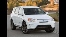 Utilitário elétrico: Toyota apresenta o RAV4 EV Concept em Los Angeles
