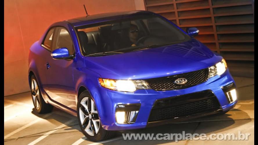 Kia Motors registra aumento de 36% nas vendas mundiais em abril