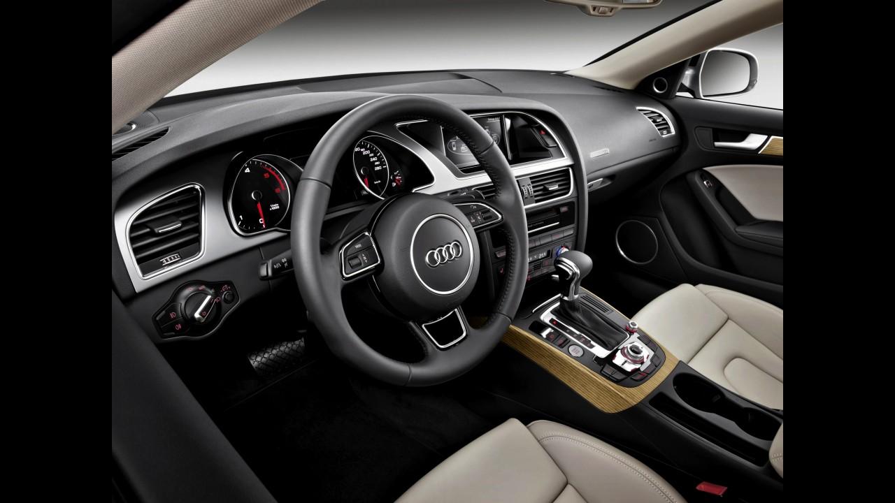 Audi A5 Sportback é lançado oficialmente no Brasil em duas versões com preços a partir de R$ 163.900