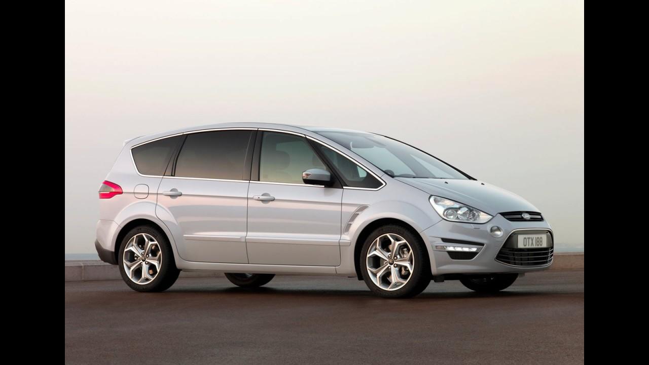 Audi confirma que pensa em um monovolume médio aos moldes do Ford S-Max