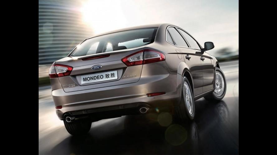 Ford registra crescimento de 18% nas vendas na China em junho