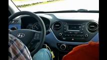 Hyundai revela as primeiras fotos da nova geração do i10 na Europa