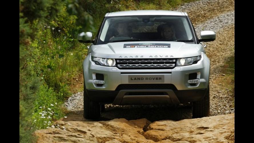 Fábrica da Land Rover no Reino Unido passa ao turno de 24 horas