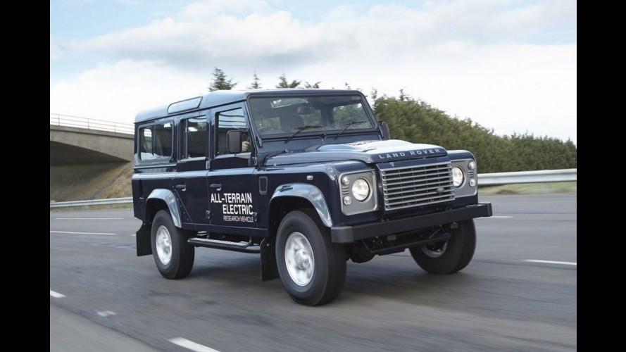 Família Defender será acessível, durável e resistente, diz Land Rover