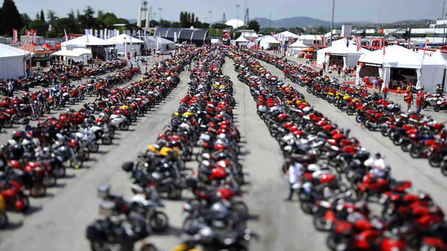 Ducati Announces Schedule for World Ducati Week 2016
